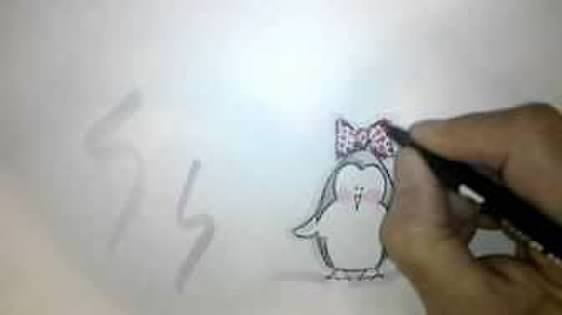 Coloring Penguin