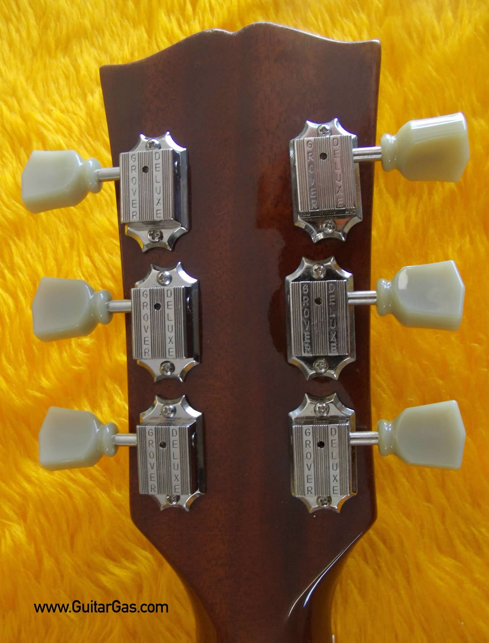 Grover deluxe tuners