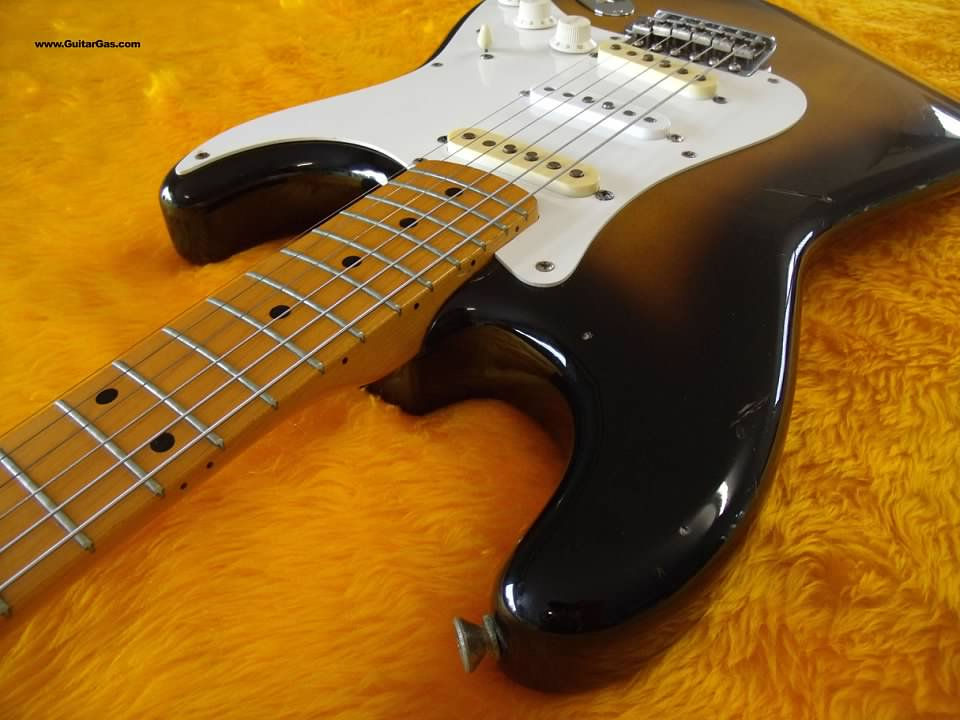 Fender Squier JV Stratocaster Japan 50's Re-issue