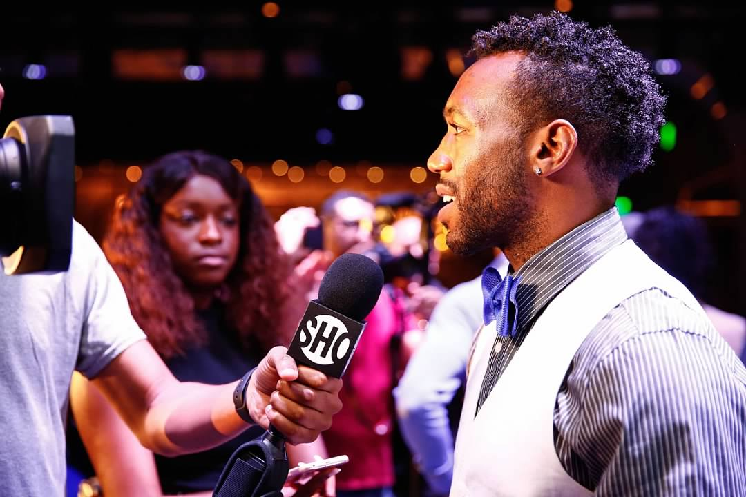 Austin Trout at final press conference