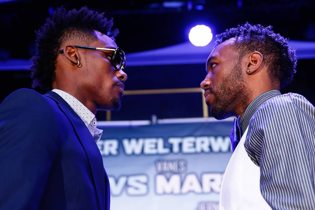 Jermall Charlo & Austin Trout Face-Off