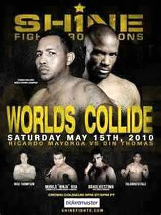 Shine Fights 3: Worlds Collide Ad