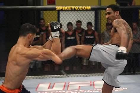Dorian Price on The Ultimate Fighter Season 6