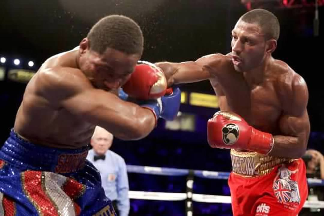 Porter loses to Kell Brook