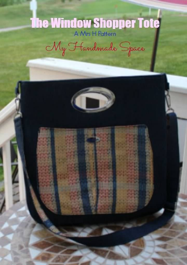 Window Shopper Tote