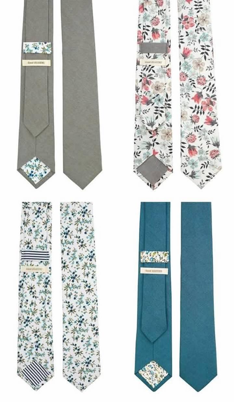 tie pattern