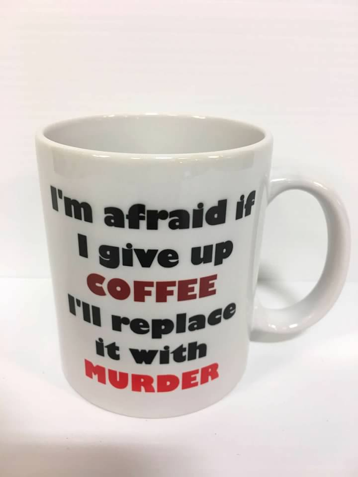 Give Up Coffee