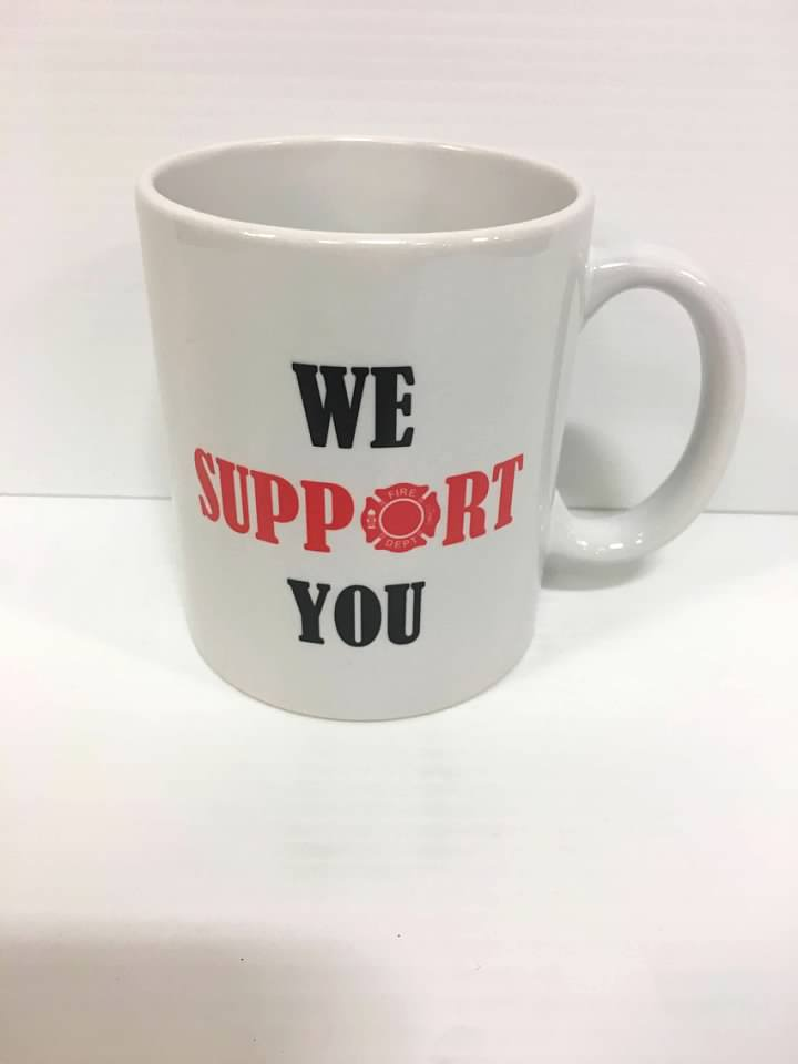 We Support You (Fire)