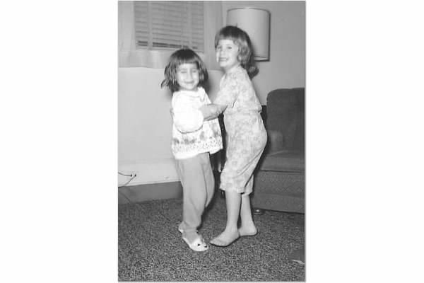 Lori & Susan, 1963
