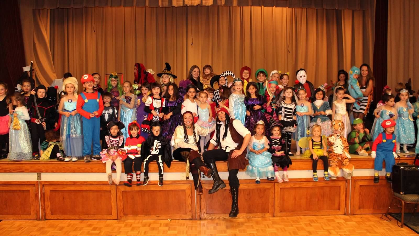 RPNJ / All Bright Halloween Spooktacular 2014
