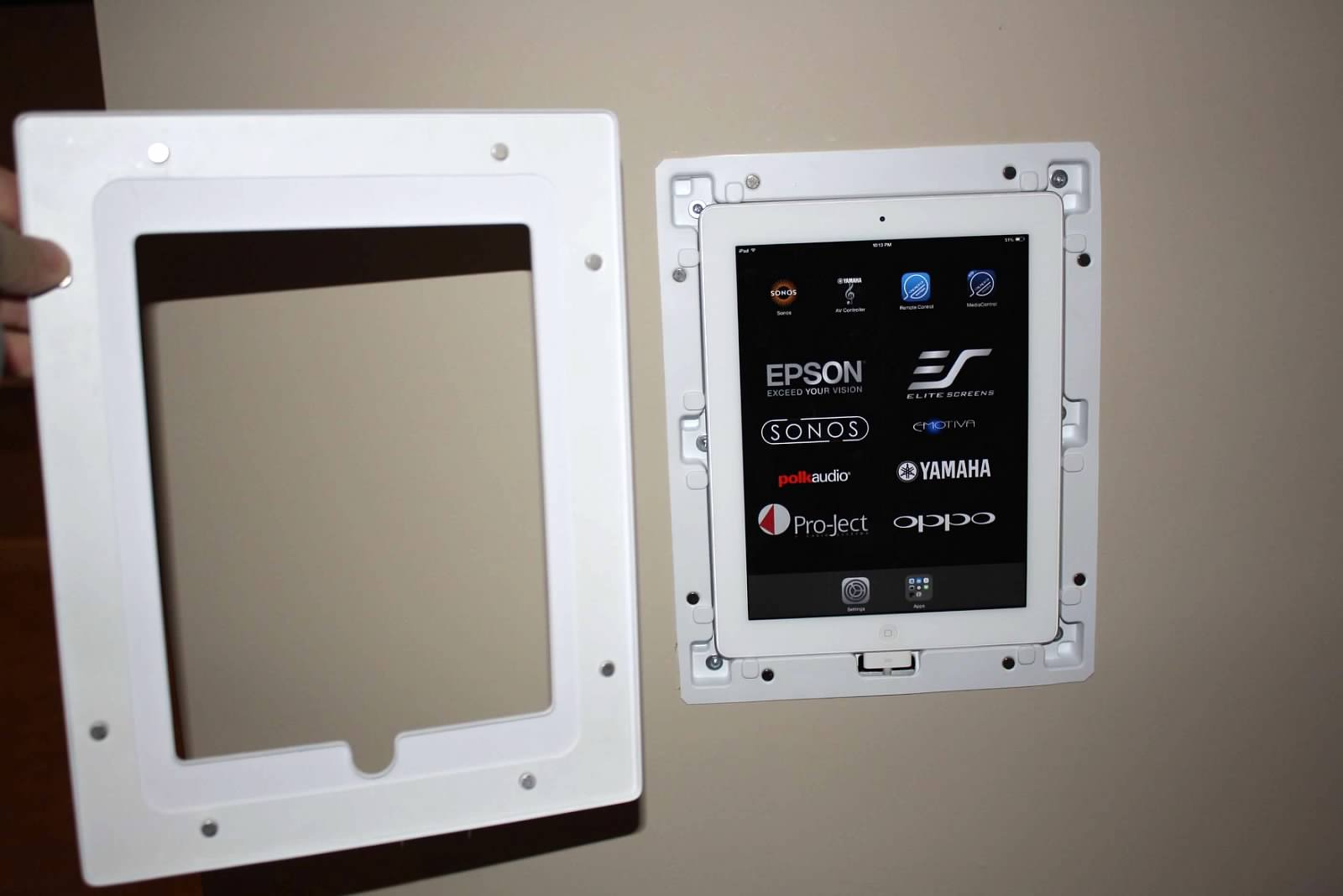 Ipad Bracket Wall Affordable Ipad Wall Mount