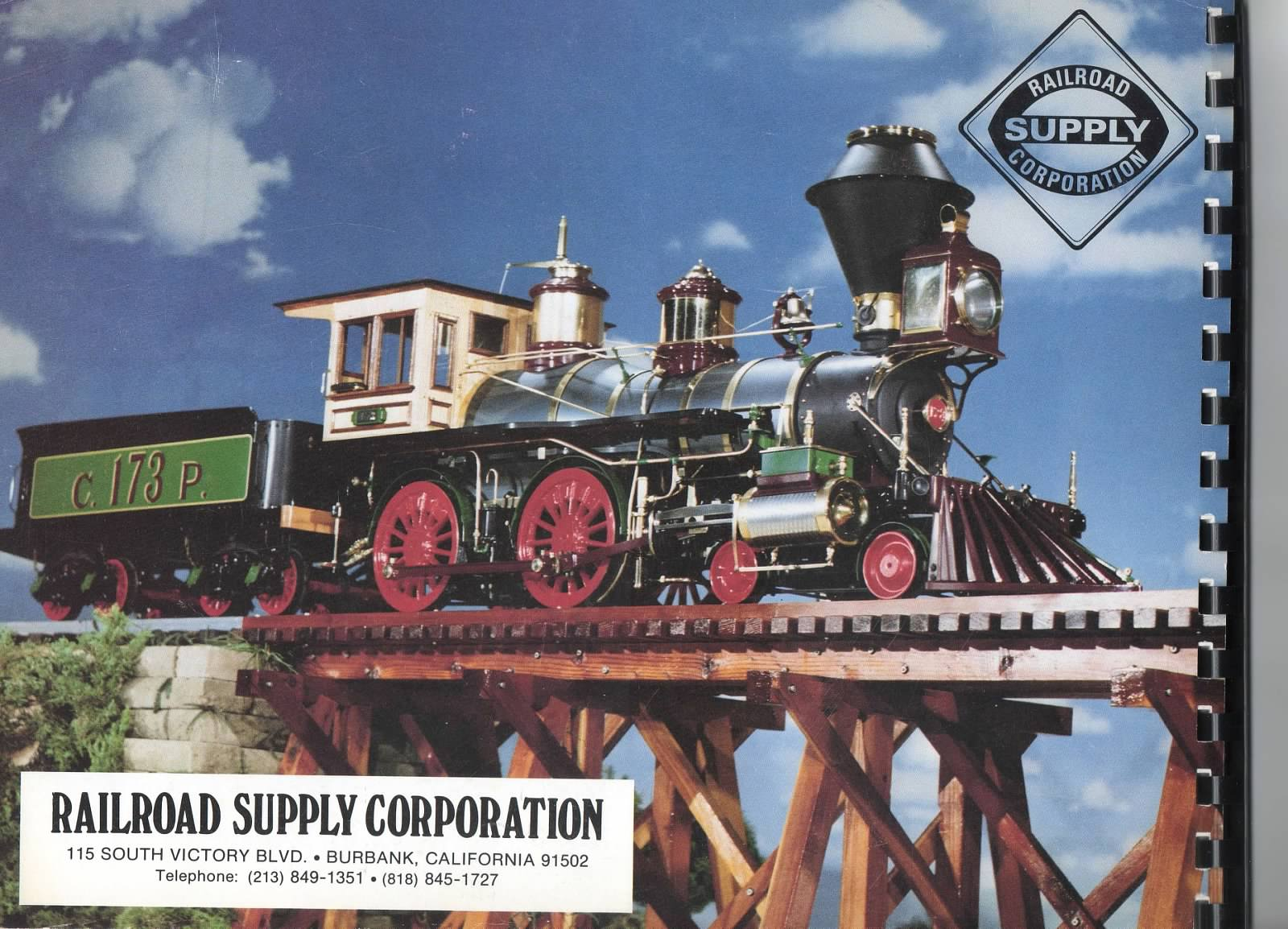 A Tale of Two Buiders - Classic Toy Trains Magazine